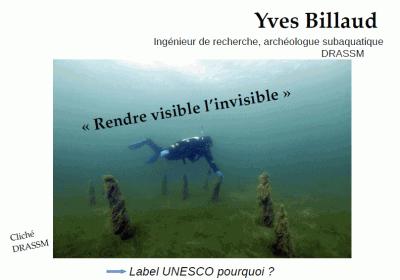 Conférence Palafittes UNESCO