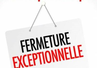 Bibliothèque : Fermeture exceptionnelle le 10/04/19